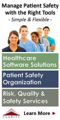 Patient safety and quality helathcare