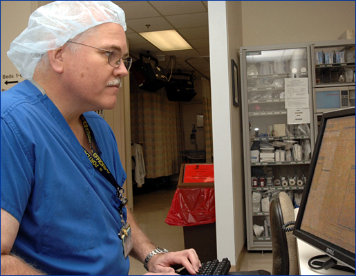 provider prepares surgery specific discharge instruction automated informed consent application AICAPortland VA Medical Center